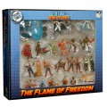 Sentinel Tactics: The Flame of Freedom Pre Painted Miniature Pack 0