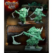 Avatars of War - Lord of Pestilence with Great Weapon