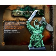 Avatars of War - Lord of Pestilence with Weapon & Shield