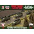 M5 Half-track Transport Platoon (Plastic) 0