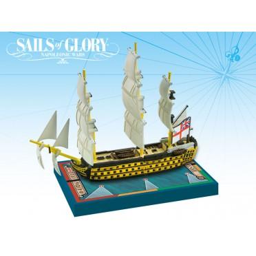 Sails of Glory - HMS Victory 1765