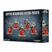 W40K : Adeptus Mechanicus Cult Mechanicus - Electro-Priests