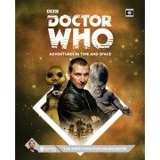 Boite de Doctor Who - The Ninth Doctor Sourcebook