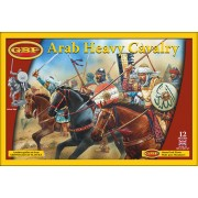 Cavalerie Lourde Arabe plastique