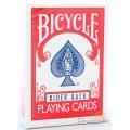 Rider Back Ultimate V2 - Rouge - Bicycle - jeux de 54 Cartes Marqué 0