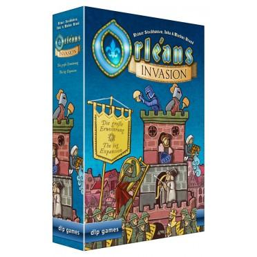 Orléans: Invasion Expansion