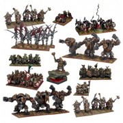 Kings of War - Abyssal Dwarf Mega Force