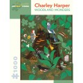 Puzzle - Woodland Wonders de Charley Harper - 1000 Pièces 0