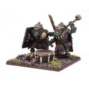 Kings of War - Orc War Drum