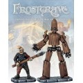 Frostgrave - Golems (petit et moyen) 0