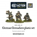 Bolt Action  - German Grenadiers (plastic boxe) 2