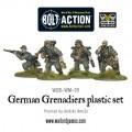 Bolt Action  - German Grenadiers (plastic boxe) 3