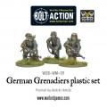 Bolt Action  - German Grenadiers (plastic boxe) 4