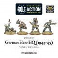 Bolt Action - German - German Army HQ (1943-45) 1
