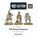 Bolt Action - US Army command 1