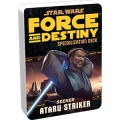 Star Wars: Force and Destiny - Ataru Specialization Deck 0