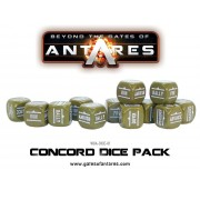Antares : Concord Dice Pack