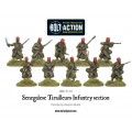 Bolt Action - French - Senegalese Tirailleurs Infantry section 1