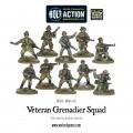 Bolt Action - German- Veteran Grenadiers Squad 1