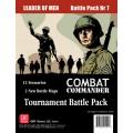 Combat Commander: Battle Pack 7 : Leader of Men - Tournament Battle Pack 0