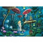 Alice au Pays des Merveilles - Magnin 100 pièces