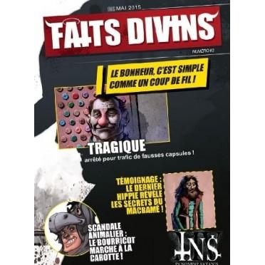 INS/MV : Génération Perdue - FAits Divins n°2