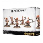Age of Sigmar : Order - Fyreslayers Hearthguard