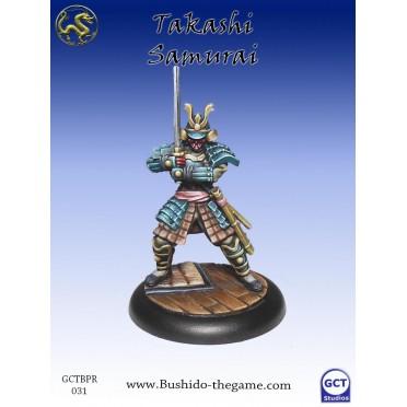 Bushido - Prefecture of Ryu - Takashi Samurai