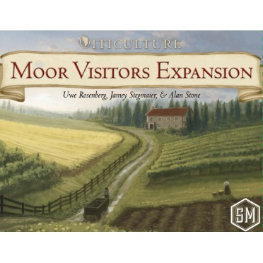 Viticulture - Moor Visitors Expansion