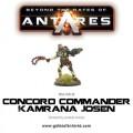 Antares - Commander Kamrana Josen 0