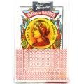 Cartes Espagnoles Heraclio Fournier : Rouge 1