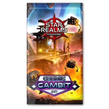 Star Realms (Anglais) - Cosmic Gambit Expansion