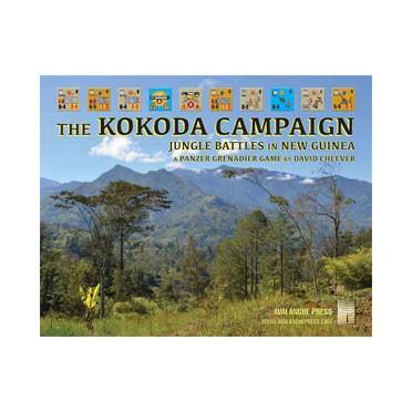 Panzer Grenadier - The Kokoda Campaign