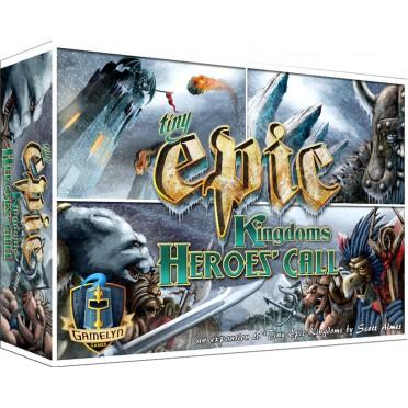 Tiny Epic Kingdoms. Heroes' Call