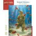 Puzzle - The Swimmer de Robert Bissell - 500 Pièces 0