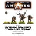 Beyond the Gates of Antares : Isorian Senatex command squad 0
