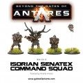 Beyond the Gates of Antares : Isorian Senatex command squad 1