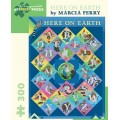Puzzle - Here on Earth de Marcia Perry - 300 Pièces 0