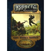 Boite de Rippers Resurrected - Game Master\'s Handbook Limited Edition
