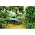Bolt Action -  T34 Battle Ready Tank 3
