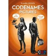 Codenames (Anglais) - Pictures