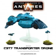 Beyond the Gate Antares - C3T7 Transporter Drone