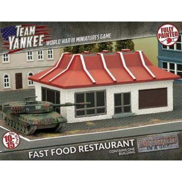 Team Yankee - Fast Food Restaurant