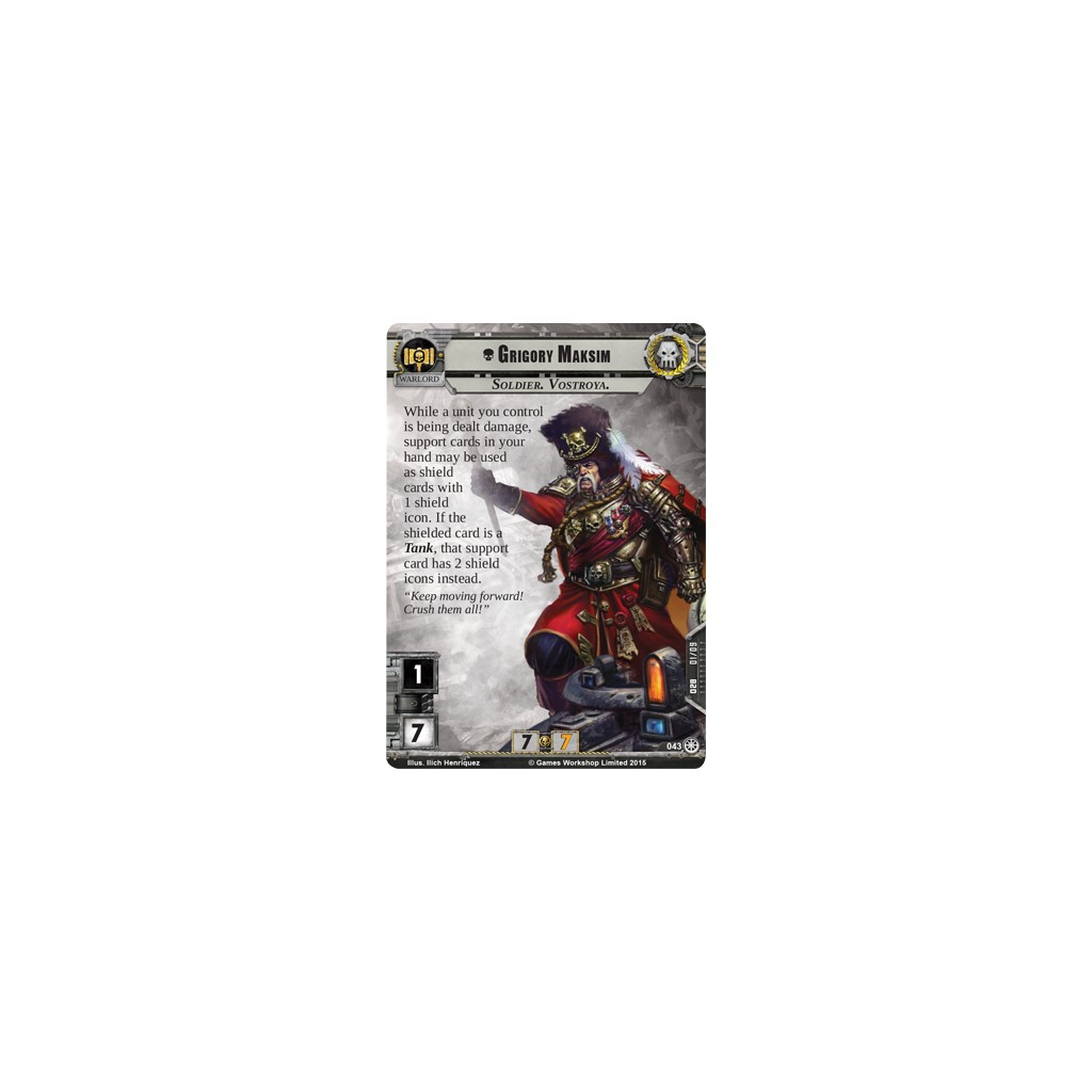 Warhammer 40 000 Conquest The Card Game Slash And Burn