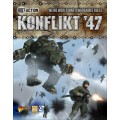 Konflikt '47 Rulebook (Anglais) 0