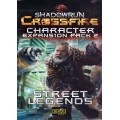 Shadowrun Crossfire - Street Legends : Character Expansion Pack 2 0