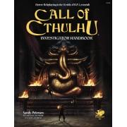 Call of Cthulhu 7th Ed - Investigator Handbook