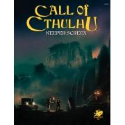 Call of Cthulhu 7th Ed - Keeper Screen Pack