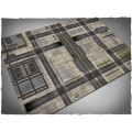 Terrain Mat Mousepad - Cityscape - 120x180 0
