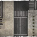 Terrain Mat Mousepad - Cityscape - 120x180 1